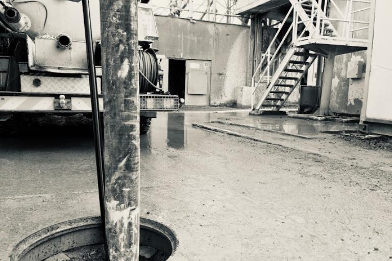 Prace kanalizacyjne 5