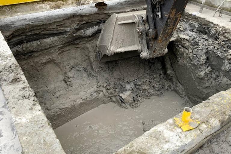 Prace kanalizacyjne 8